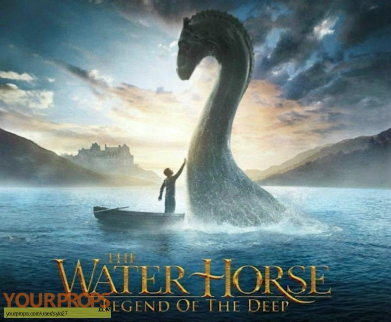 The Water Horse original movie prop
