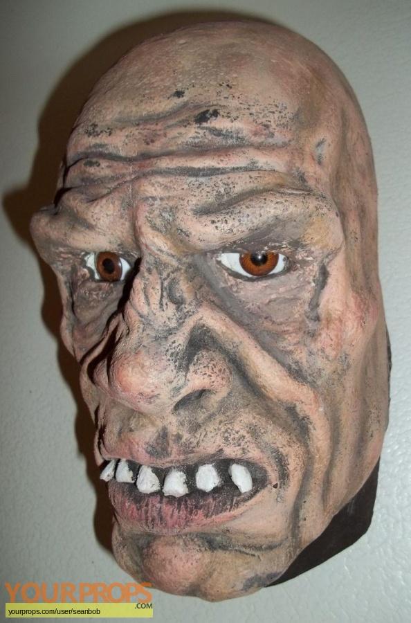 The Strange Case of Dr  Jekyll and Mr  Hyde original make-up   prosthetics