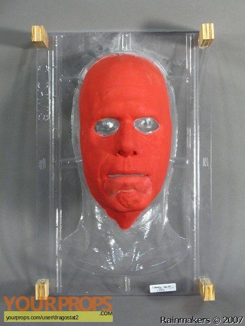 Hellboy original make-up   prosthetics