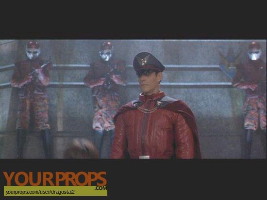 Streetfighter original movie costume