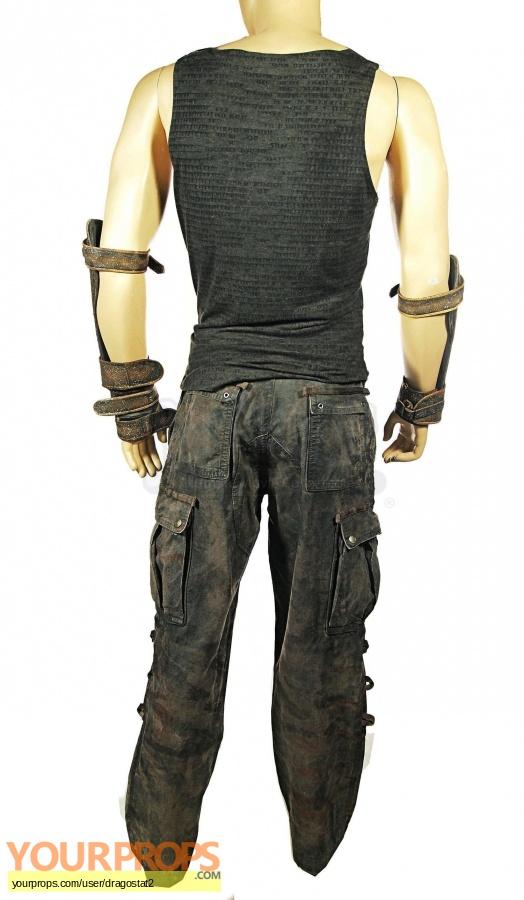 The Chronicles of Riddick original movie costume