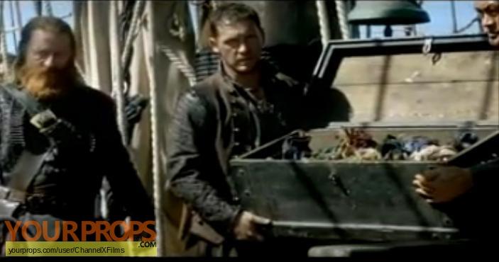 Black Sails original movie prop