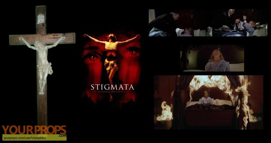 Stigmata original movie prop