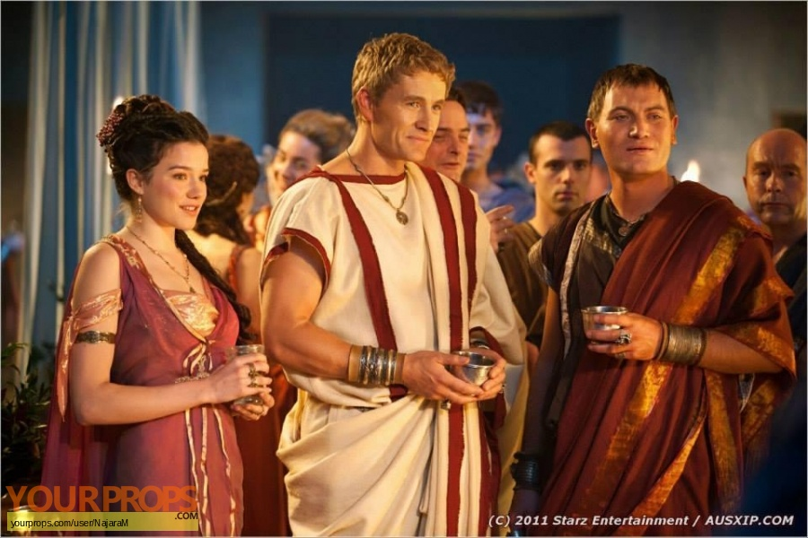 Spartacus  Vengeance original movie costume