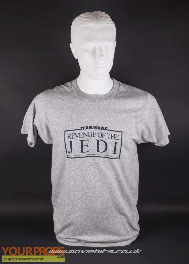 Star Wars  Return Of The Jedi original film-crew items