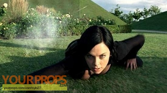 Aeon Flux original production material