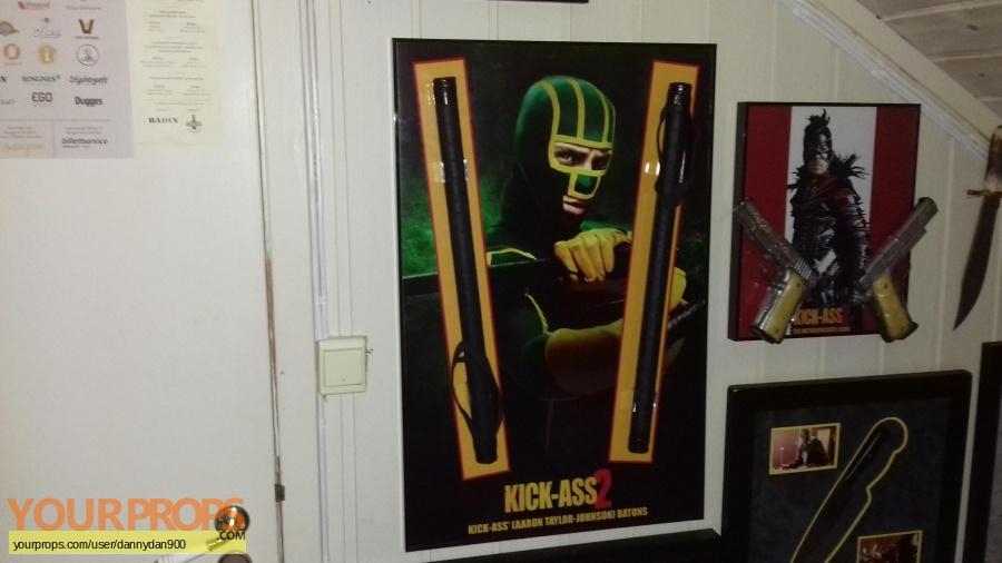 Kick-Ass 2 original movie prop
