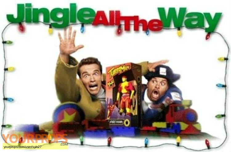 Jingle All The Way original movie costume