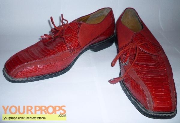 Angel Lorne's Custom Made Giorgio Brutini Shoes original TV
