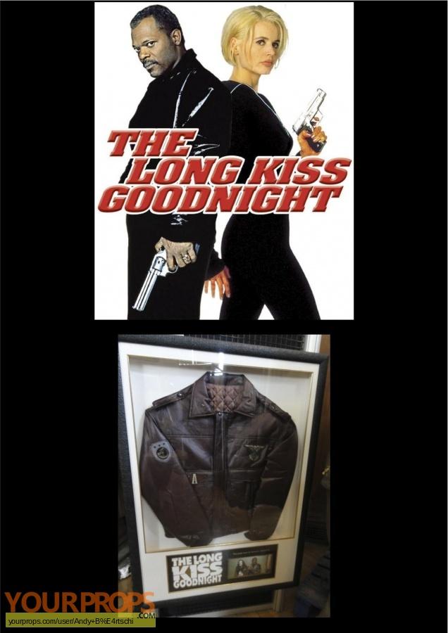 The Long Kiss Goodnight original movie costume