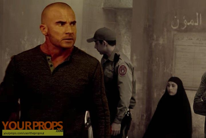 Prison Break Resurrection original movie costume