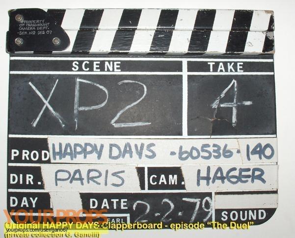 Happy Days original movie prop