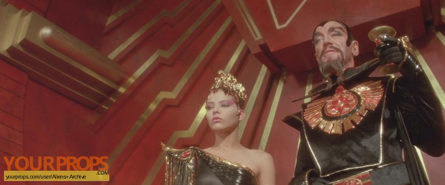 Flash Gordon original movie costume