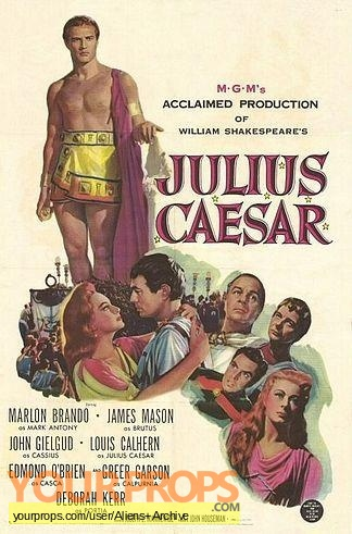 Julius Caesar original movie costume