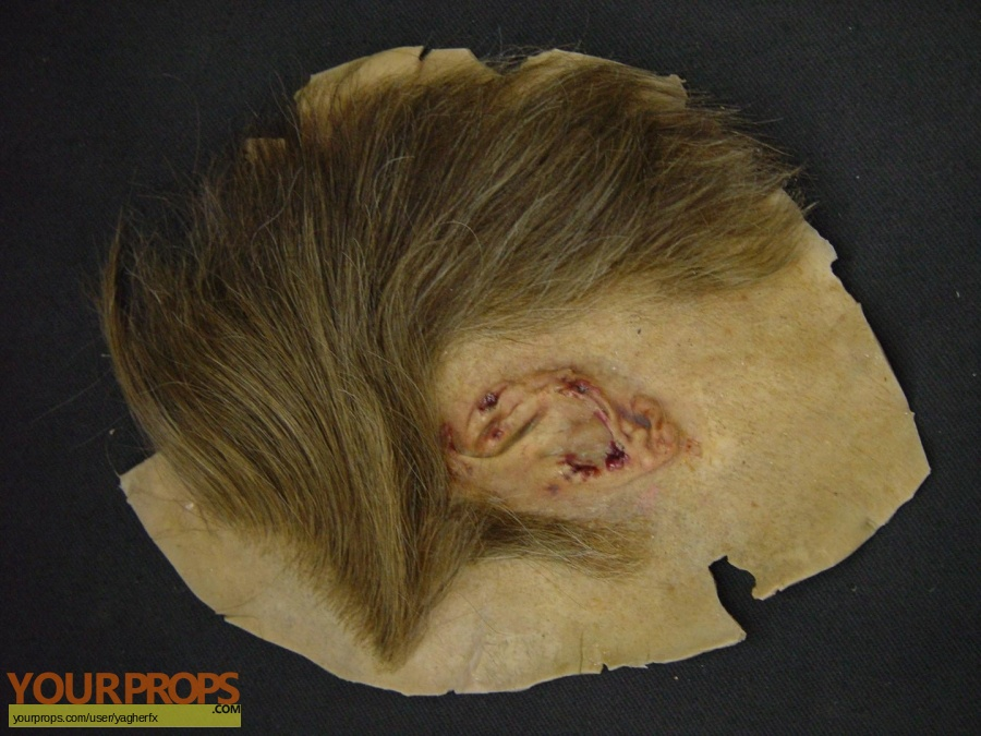 Face Off original make-up   prosthetics