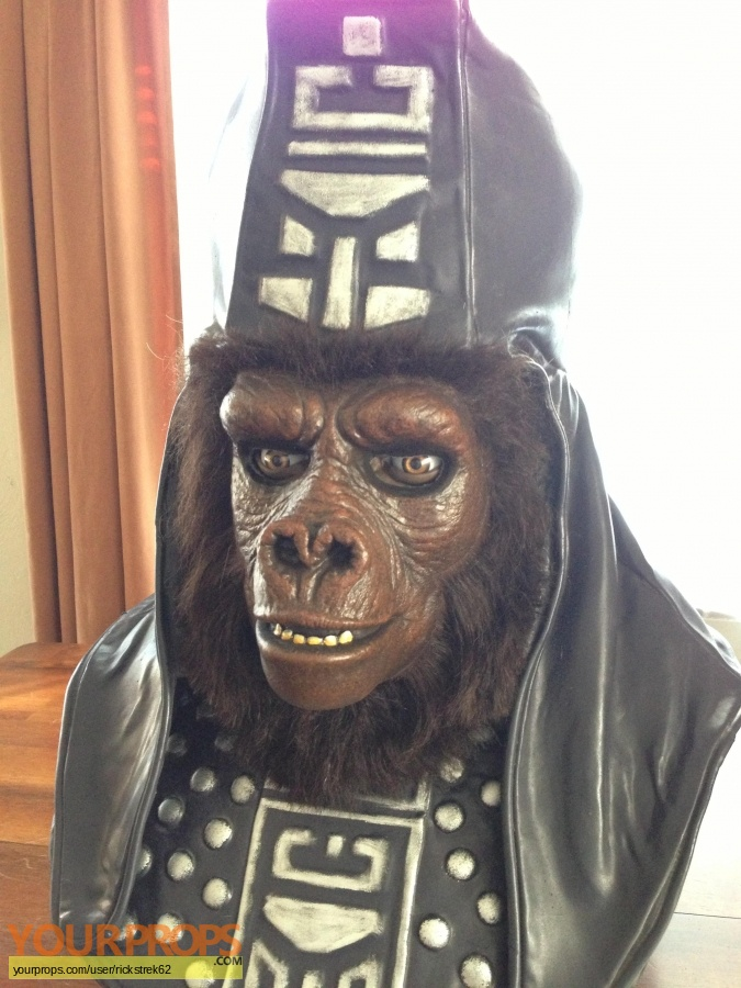 Beneath the Planet of the Apes replica movie costume