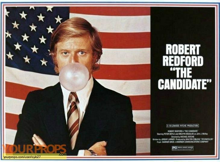 The Candidate original movie prop