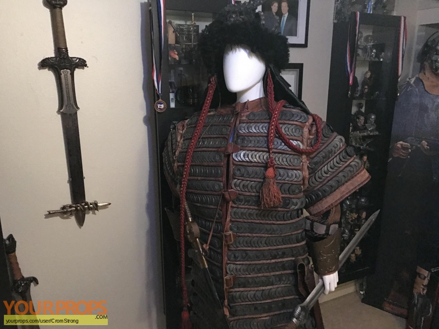 Conan the Barbarian original movie costume