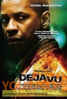 De Ja Vu original movie prop
