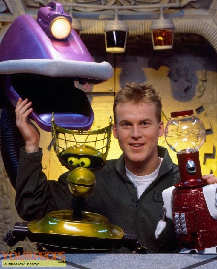 Mystery Science Theater 3000 original movie prop