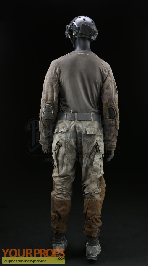 Spectral original movie costume