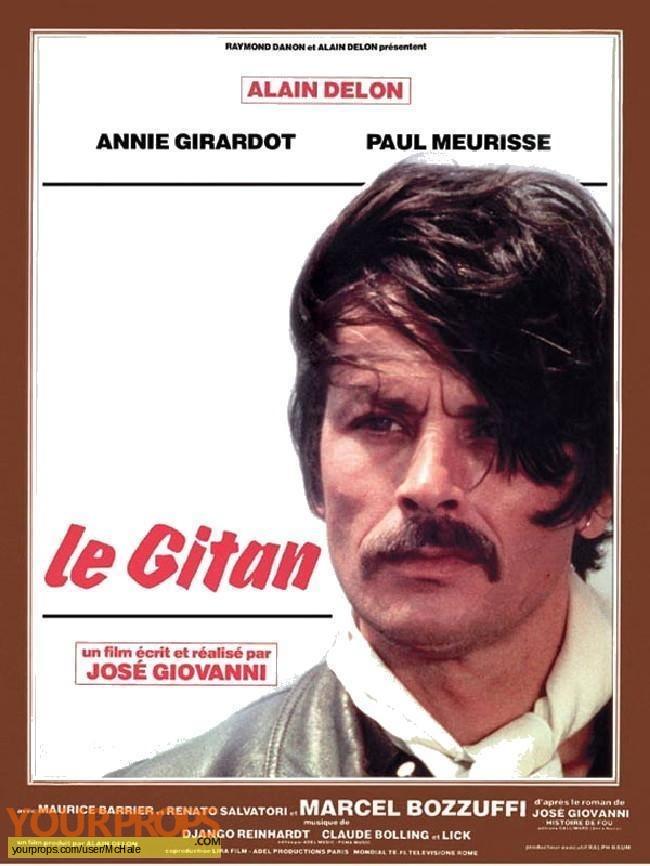 Le Gitan replica movie prop