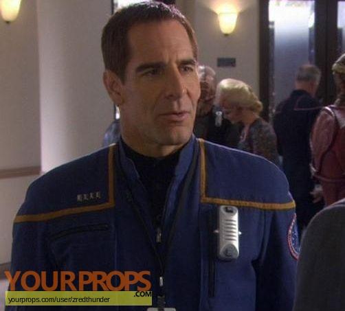 Star Trek  Enterprise replica movie prop