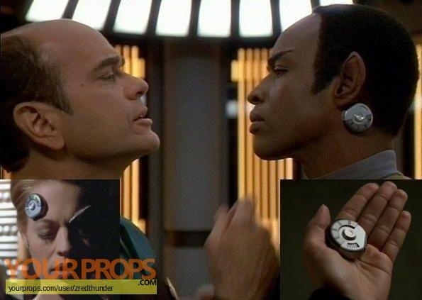Star Trek  Voyager replica movie prop