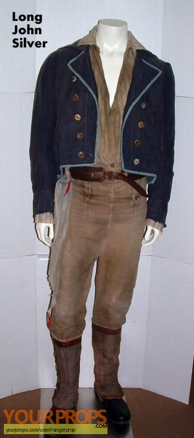Black Sails original movie costume