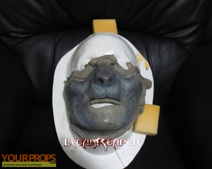 Underworld  Evolution original make-up   prosthetics