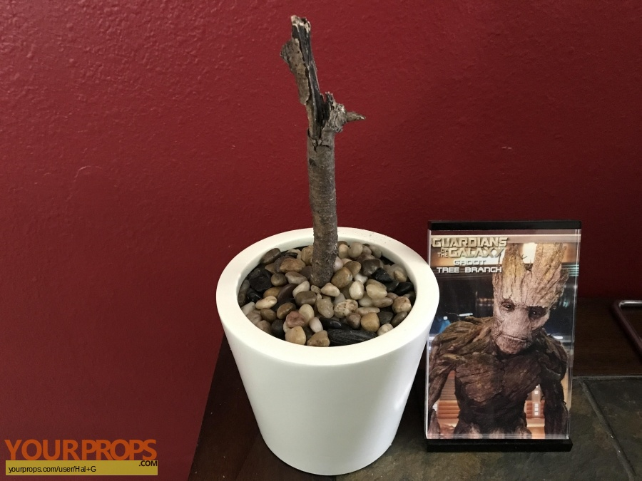 Guardians of the Galaxy original movie prop