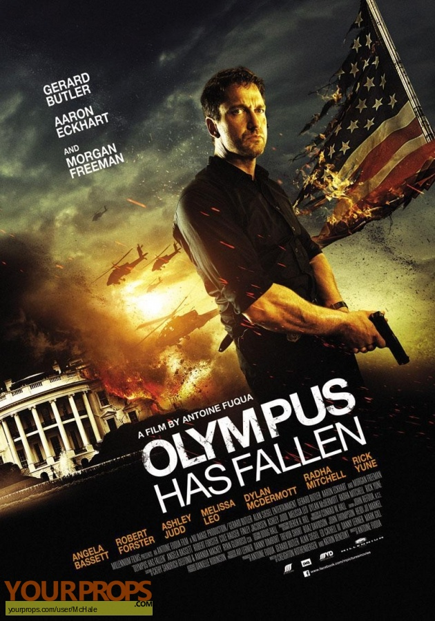 Olympus Has Fallen replica movie prop