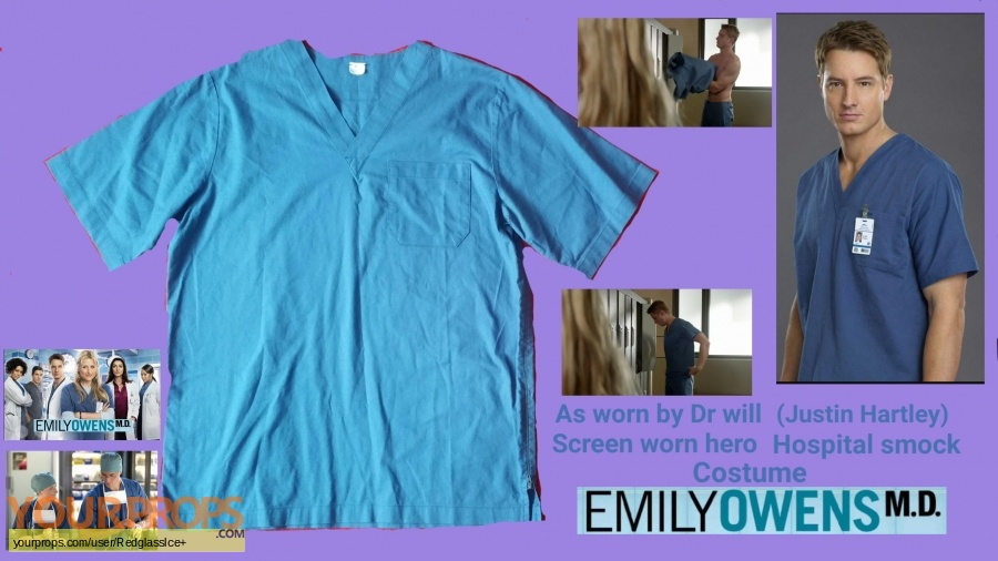 Emily owens m d  original movie costume