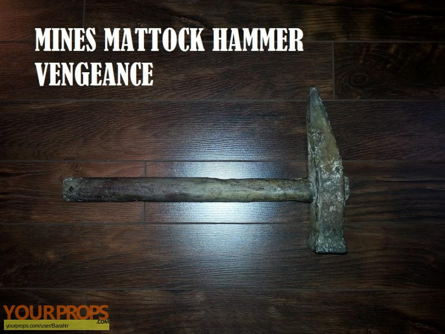 Spartacus  Vengeance original movie prop weapon