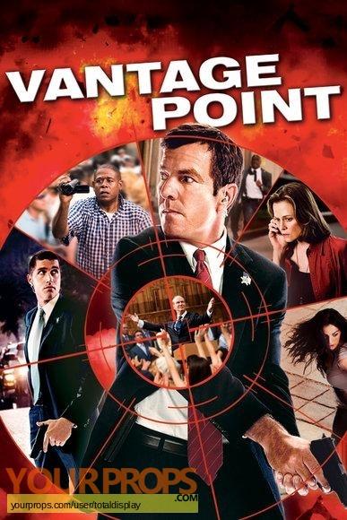 Vantage Point original movie costume