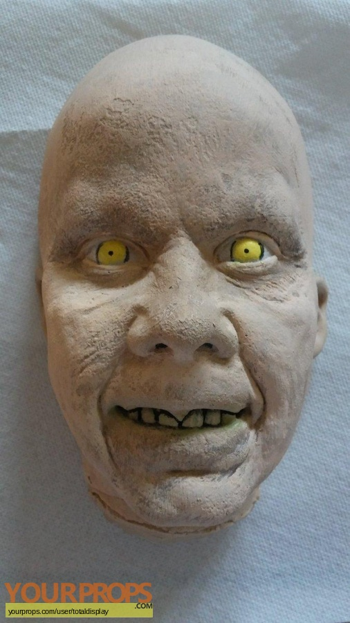 The Exorcist replica make-up   prosthetics