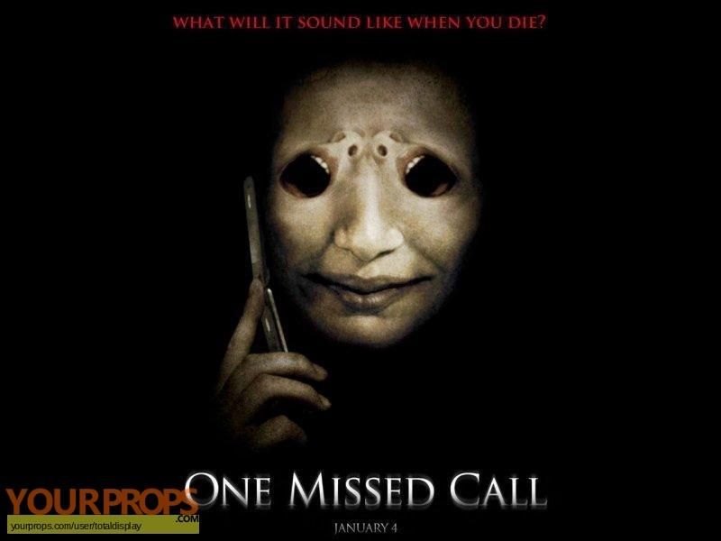 One Missed Call original movie costume