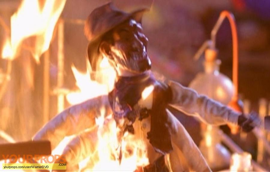 Puppet Master vs Demonic Toys original movie prop