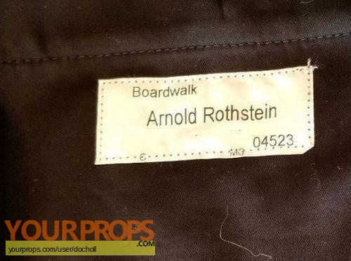 Boardwalk Empire original movie costume