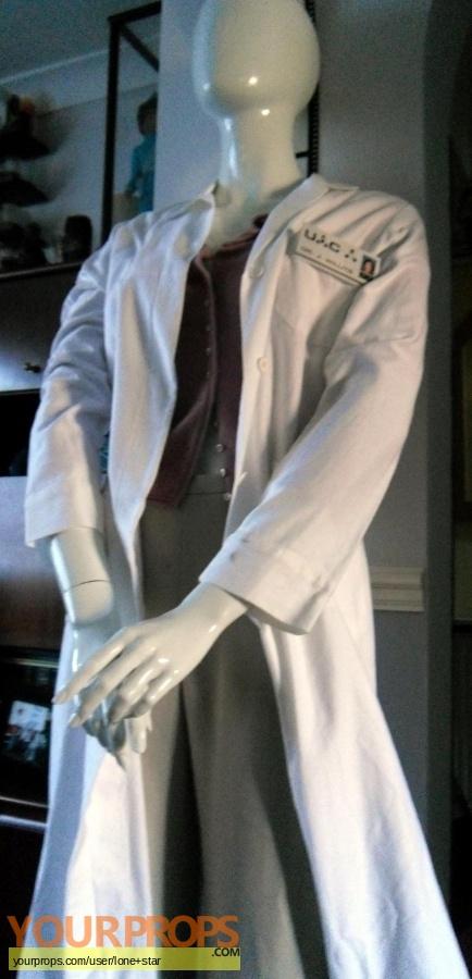 Doom original movie costume