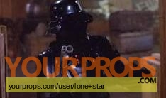Masters of the Universe original movie prop weapon