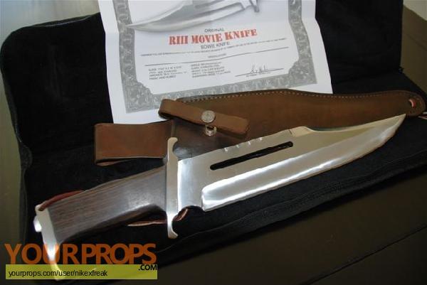 Rambo III replica movie prop weapon