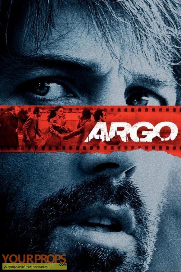 Argo original production material