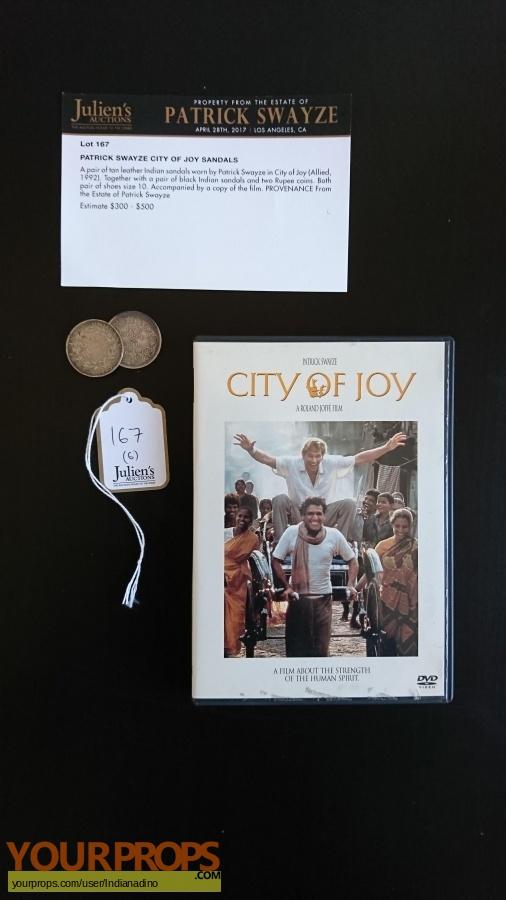 City Of Joy original movie prop