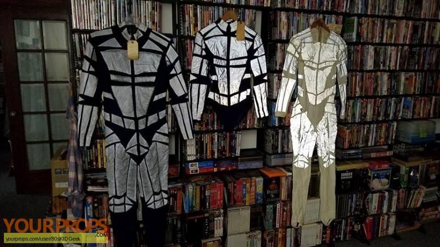 Automan original movie costume