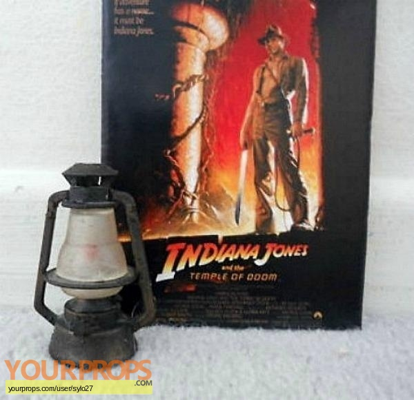 Indiana Jones And The Temple Of Doom Miniature Lantern