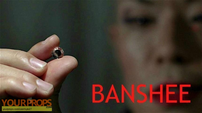 Banshee original movie prop