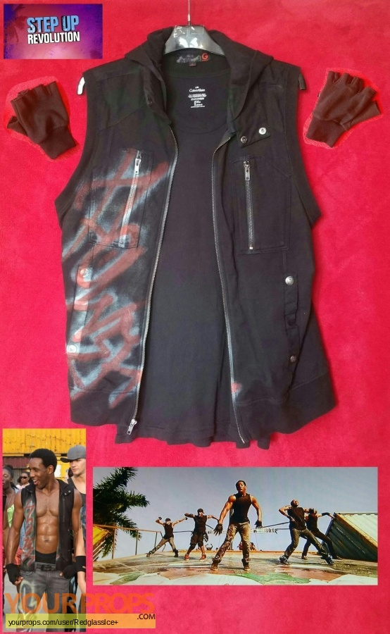 Step Up Revolution original movie costume