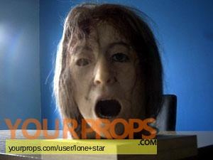 Evil Aliens original movie prop