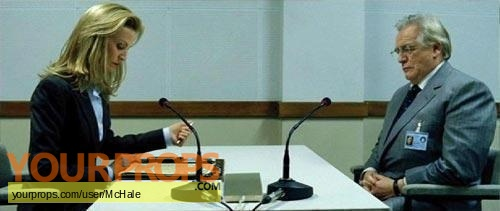 The Bourne Supremacy original movie prop